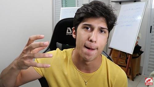 João Castanheira (com o que aprendeu no Fórmula, faturou mais de 1 Milhão de Reais aos 19 anos)