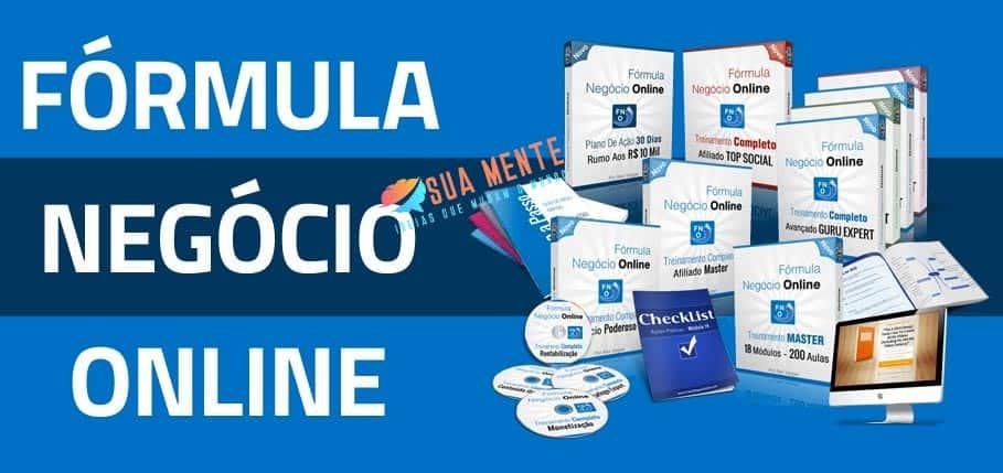 Apresentação do Curso Fórmula Negócio Online