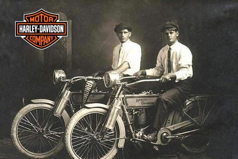 Harley Davidson - um líder e outro empreendedor