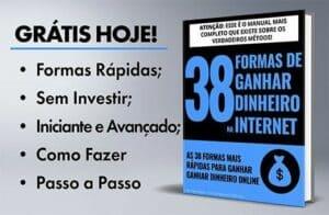 eBook Grátis: 38 Formas de Ganhar Dinheiro na Internet